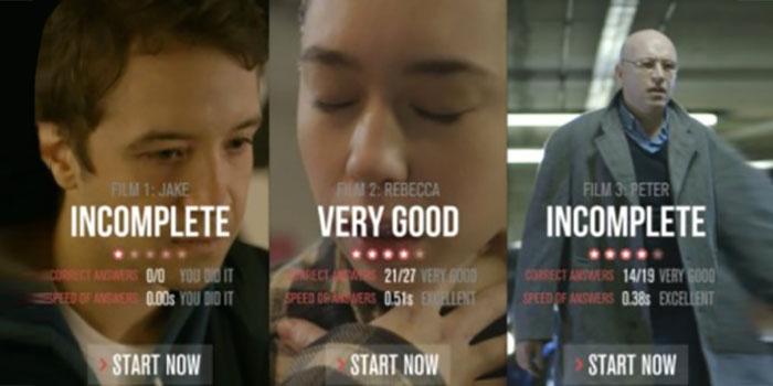 ویدئوی تعاملی انجمن احیا بریتانیا